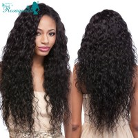 Human Hair Wet And Wavy Lace Front Wigs - Realistic Lace ...
