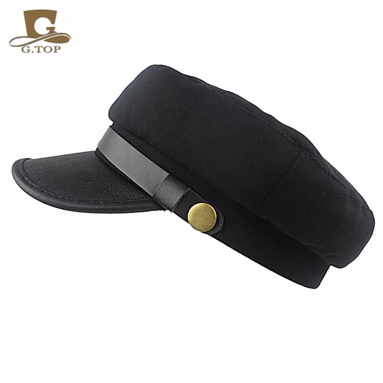Algodón Sombreros militares para hombres mujeres Sol Ejército del ...