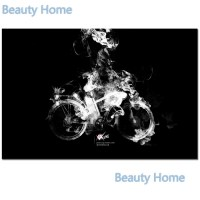 Abstract Motorcycle Art Canvas Painting Wall Pictures For ...