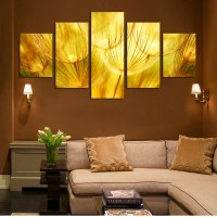 Popular Gold Wall Art-Buy Cheap Gold Wall Art lots from ...