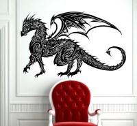 Dragon Wall Art - dragon head mythical creatures wall art ...