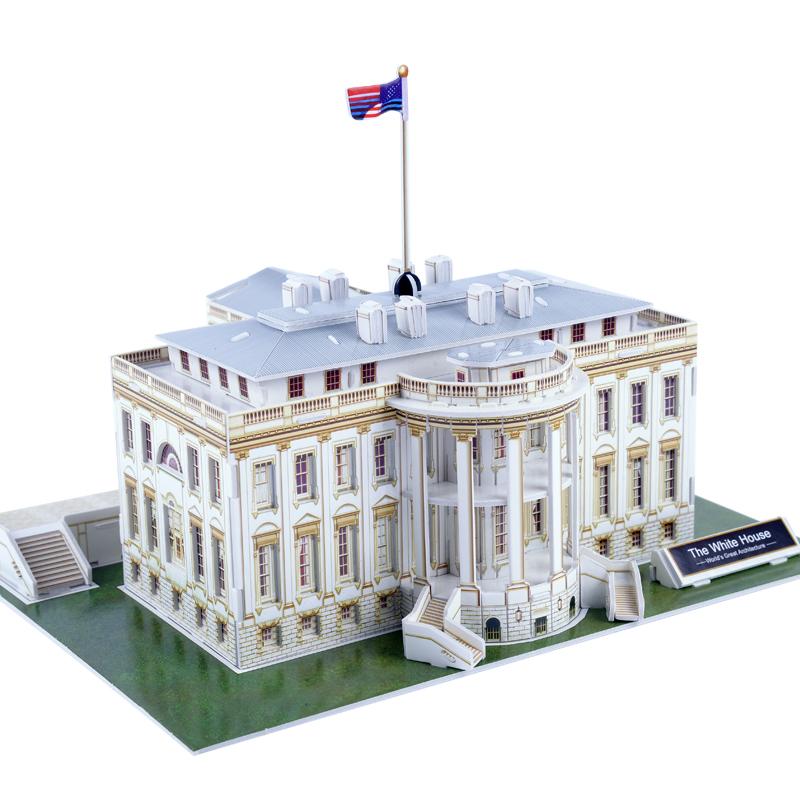 Sketchup White House 3d Model House Information Center