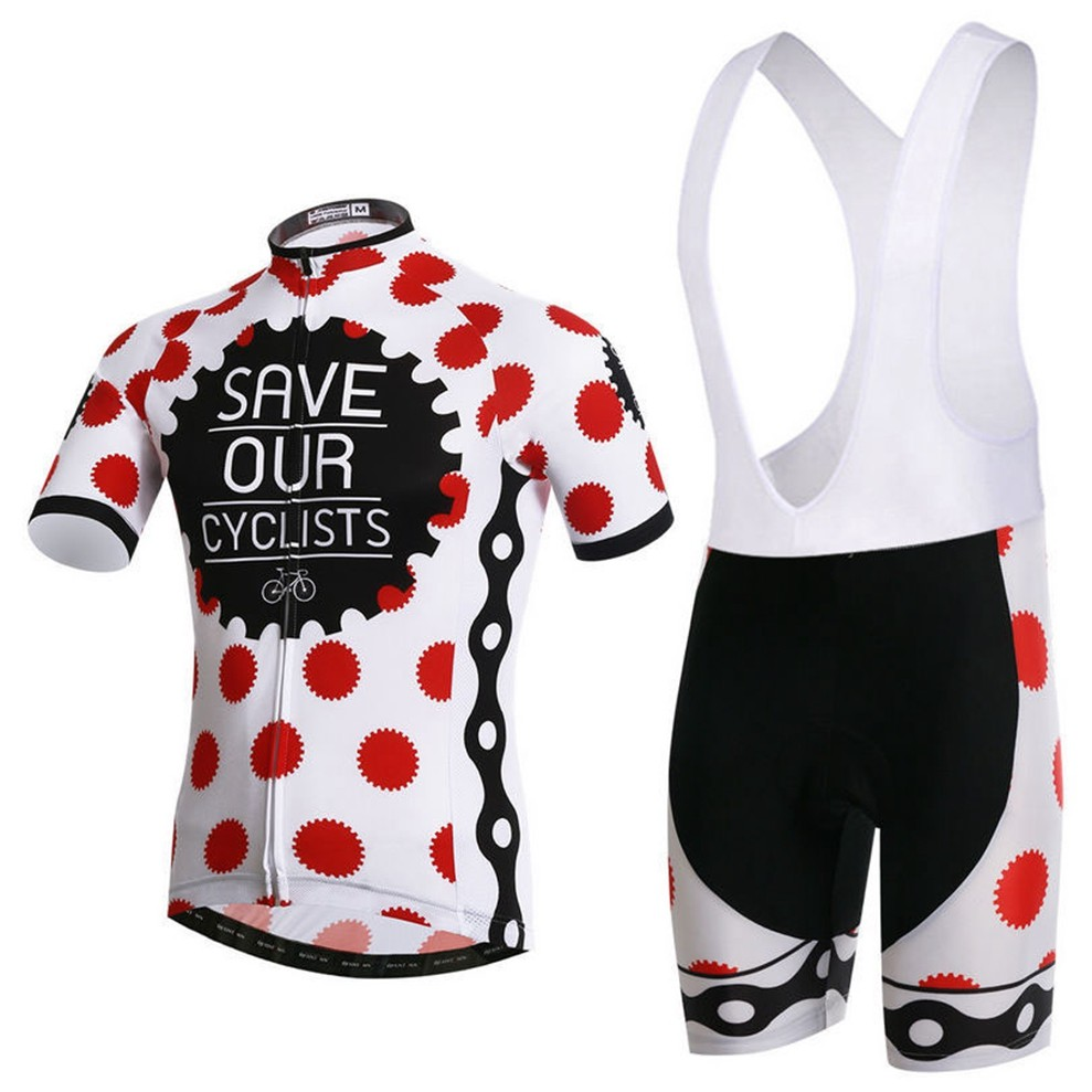 03bce5bcd ୧ʕ ʔ୨XINTOWN Men s Summer Ropa Ciclismo Cycling Jersey Sets Fate ...