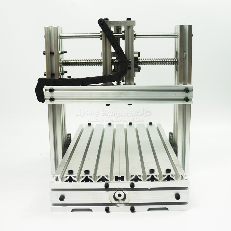 DIY cnc-maschine 2520 grundrahmen kit Gravieren Bohren und Fräsen ...