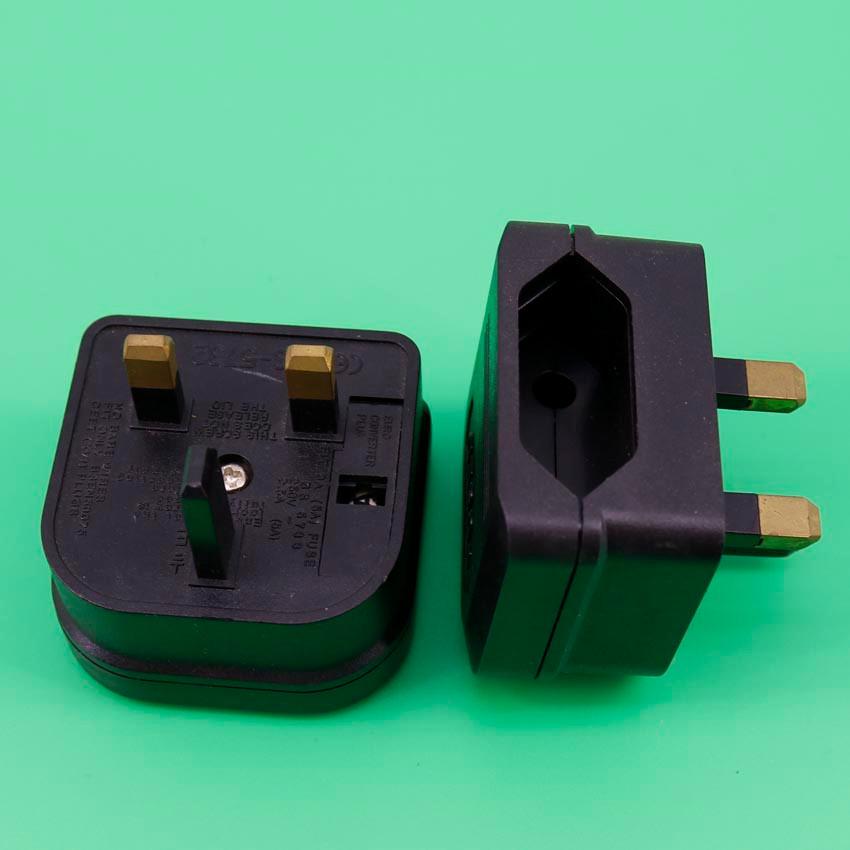 ツ)_/¯YuXi BS-5733 British plug removable plug for the British Hong ...