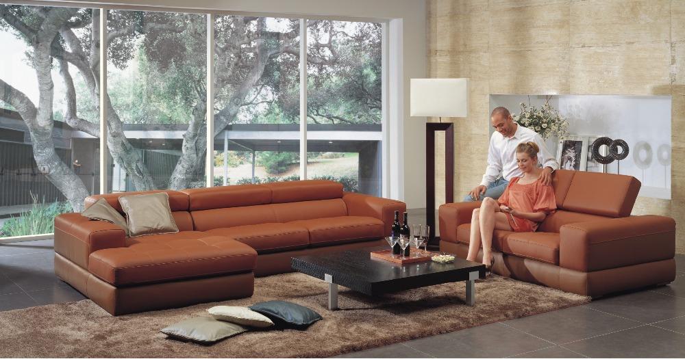 modern leather luxury sofa sets,modern genuine leather
