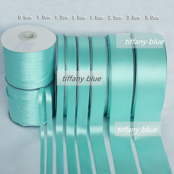 High Quality Tiffany Blue Ribbon