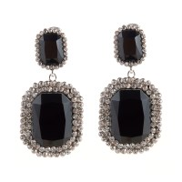 Popular Black Bridesmaid Earrings-Buy Cheap Black ...
