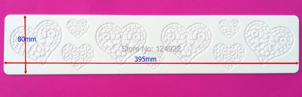 50 x 23x21mm Rembourré Cœurs Argent Fabrication Carte st-valentin scrapbooking