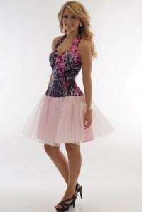 Popular Pink Camo Prom Dress-Buy Cheap Pink Camo Prom ...