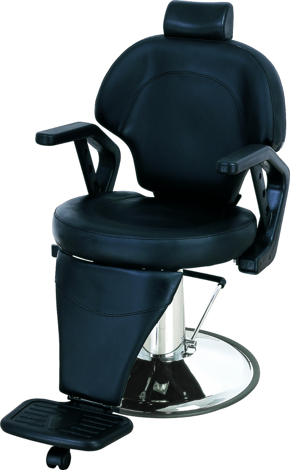2015 Superior materials cheap barber chairs with reclining