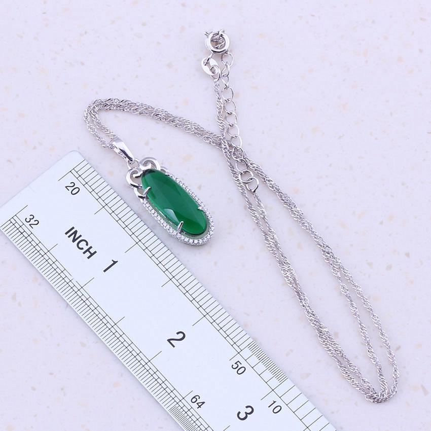 Plaqué or Alliage 18K /& vert jade pendentif femme Chauffage Jade Ronde Zircon Cadeau 34*25mm