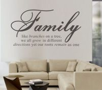 Family Like Branches On A Tree...Wall Papers Home Decor ...