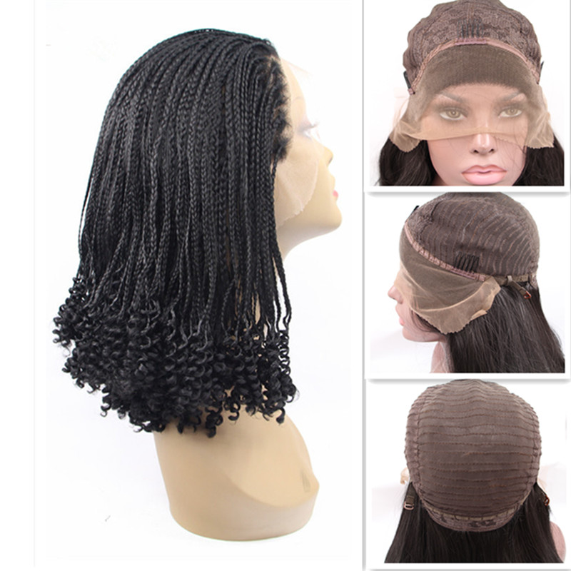 Synthetic Hair Wig For Box Braid Synthetic Braiding Hair