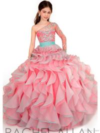 Hot Sale 2015 Ball Gown Little Girls Pageant Dresses One ...