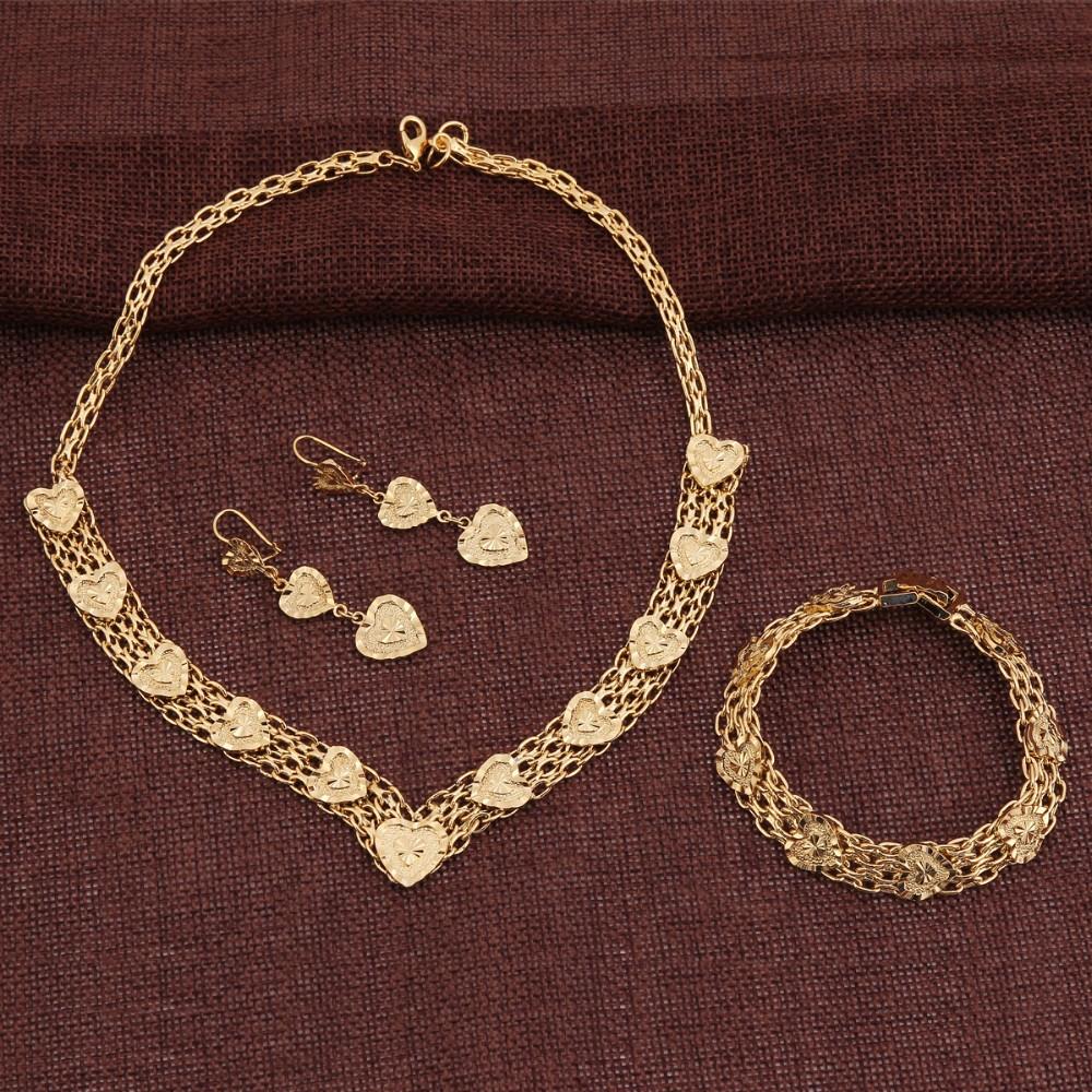 Online Kaufen Grohandel marokkanischen gold schmuck aus