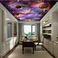 Galaxy Wallpaper for Bedroom Promotion-Shop for ...