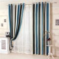 Room curtains bedroom curtain bay window semi light shading curtains