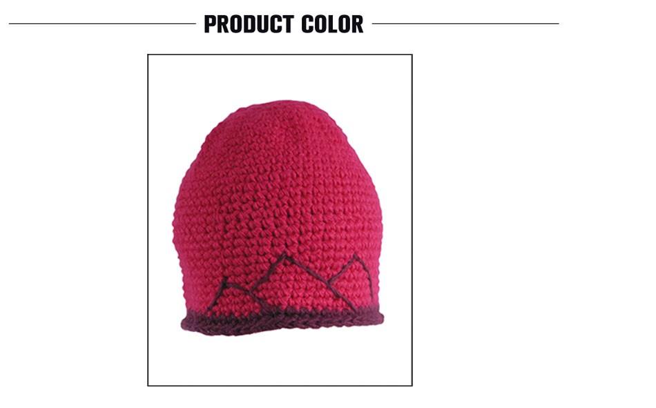 ⓪Correr River marca de esquí sombrero para mujer forrado térmica ...