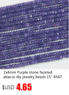 """Natural Faceted 5X8MM Encre Bleu Sapphire abacus Loose Beads 15/"""""""