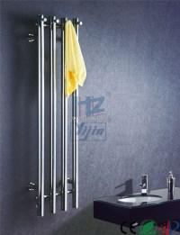 stainless steel vertical heated towel rail towel warmer ...