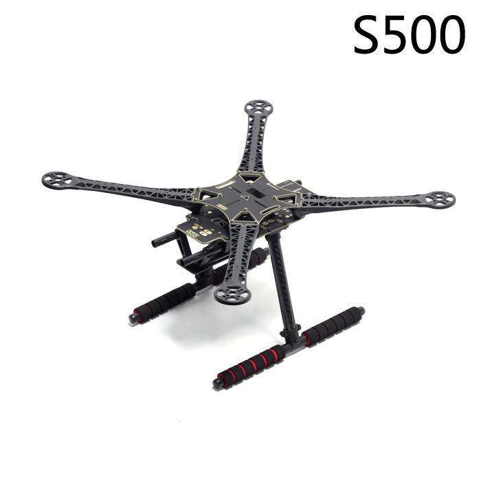 S500 500mm PCB Multi-Rotor aire marco Kit W/tren de aterrizaje o ...