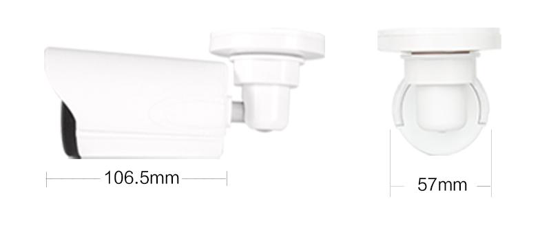 H.View 4CH CCTV System 8 Channel HDMI DVR 4PCS 700TVL IR