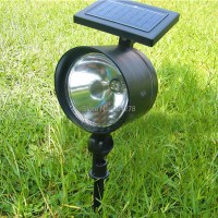 LED Solar Light Wall Light Lawn Light Garden Lamp Outside ...