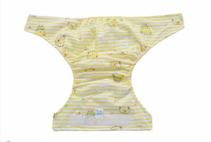 っBebé pañal reutilizable bebé bolsillo pañal de tela lavable suave ...