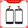 5pcs lot Touch Screen Digitizer Assembly For Bitel AS4021 4021 100 Tested Black Repair Part Free