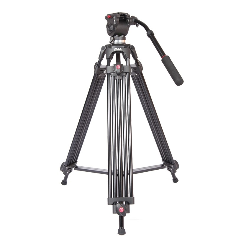 DHL PROGO JY0508 JY-0508 במשקל 8 קילוגרמים מקצועי חצובה מצלמה וידאו חצובה/וידאו Dslr חצובה נוזל ראש חשמלי עבור וידאו הסיטוניים