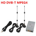 External Special HD DVB T MPEG4 Digital TV Box With Dual Antenna for Ownice Car DVD