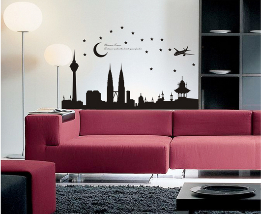 Comparer Les Prix Sur Malaysia Wall Sticker Online Shopping