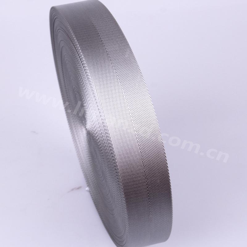 3 X 1.2 cm X 50M Roll Black Cotton Bunting Tape