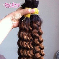 7A Hot ombre human hair brazilian two tone human hair