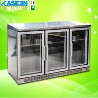 Bar cabinet of Glass door,Beer refrigerated / display ...