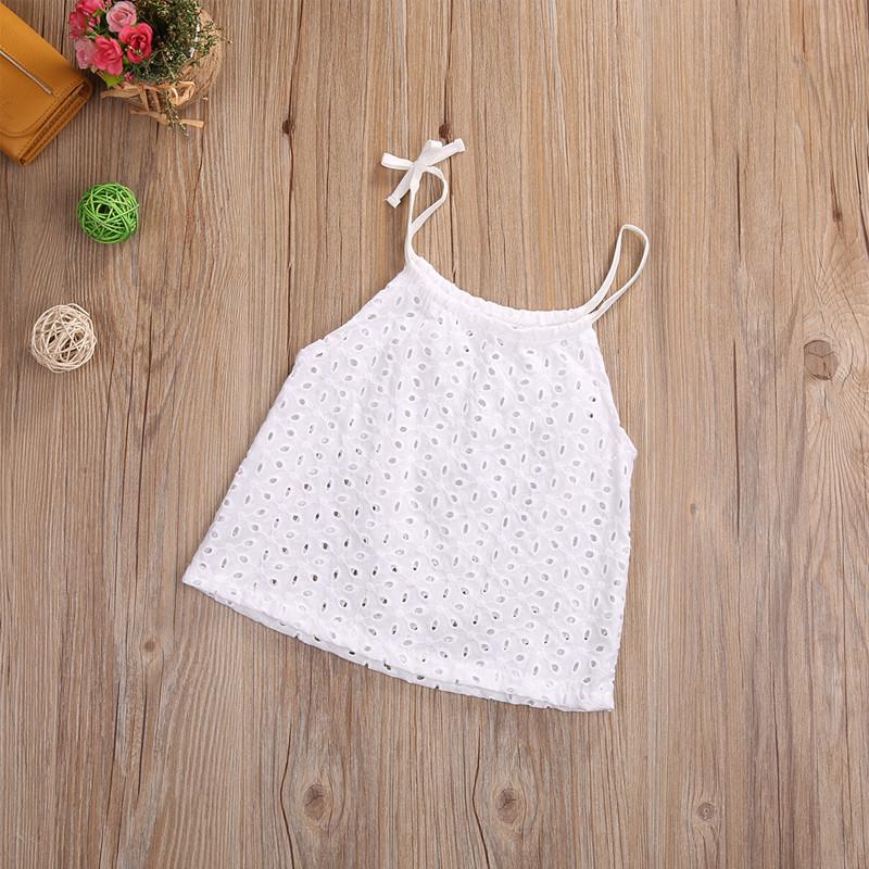 ٩(^‿^)۶Niño del bebé crochet calado Encaje blusa recién nacido niños ...