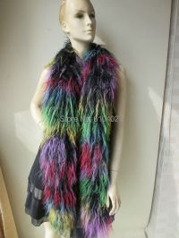 Online Buy Wholesale fun fur scarves from China fun fur ...
