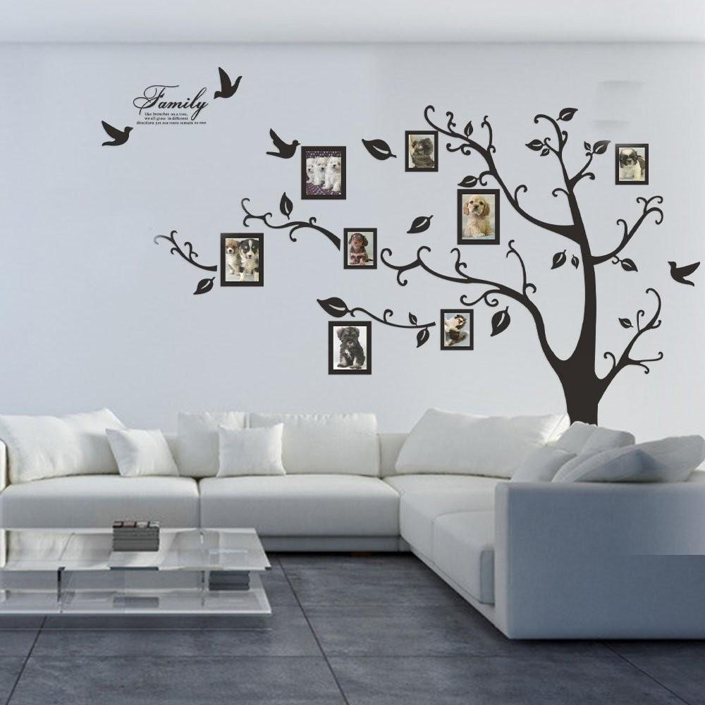 ჱEnvío libre 80 x 100 enorme XXL foto Marcos familia árbol ...