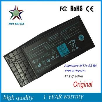 11.1 V 5200mah איכות גבוהה נייד חדש סוללה עבור Dell Studio 1464 1564 1764 I1464 I1564 JKVC5