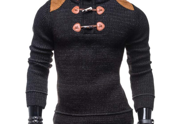Turtleneck Sweaters For Men Fashion