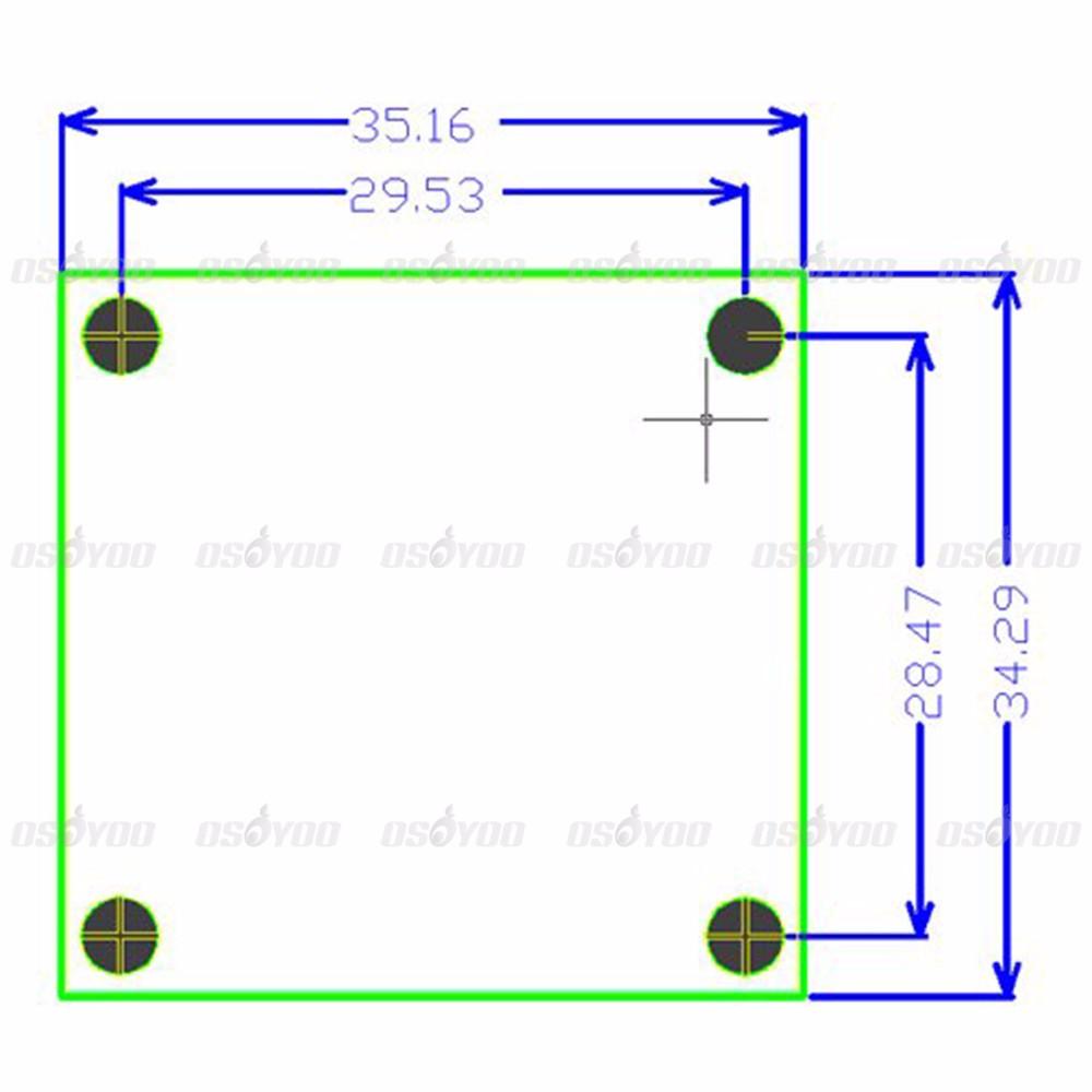 Cmos Ov7670 Cmara Mdulo Matriz Activa Tamao 640x480 Para Block Diagram For As3820 4