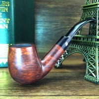 Buy Handmade Briar Classic Smoking Pipe Wooden tobacco ...