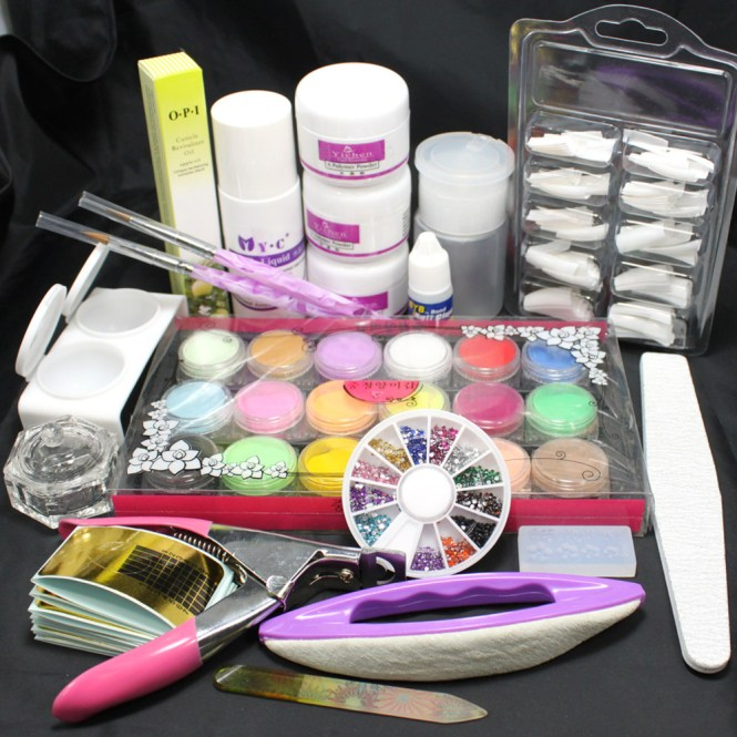 Best Nail Salons Dubai Art Pastels