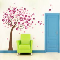 Giant Flower Wall Stickers Reviews - Online Shopping Giant ...