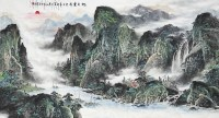 traditional Chinese painting handpainted home decoration ...