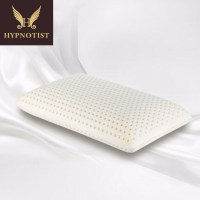 HYPNOTIST Talalay Natural Latex Pillow with 100% ...