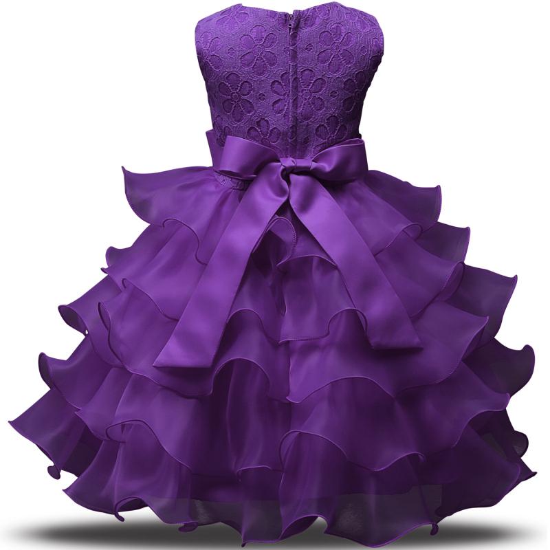 Fantasía Niña bola tutú primer vestido de cumpleaños Niñas niños ...