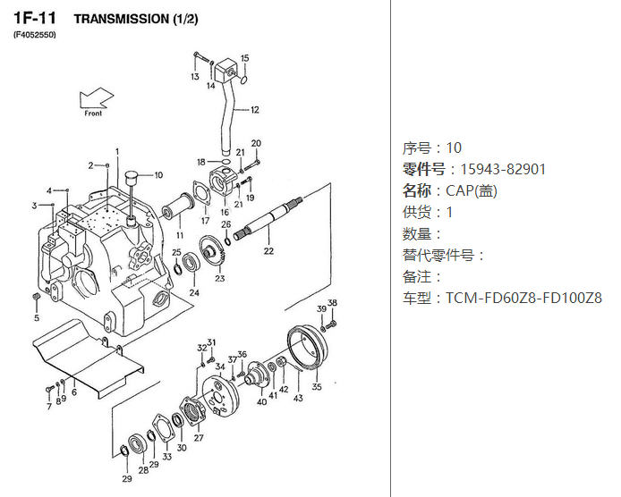 Popular Forklift Transmission-Buy Cheap Forklift