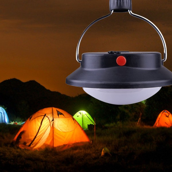 Camping Tent Lighting - Year of Clean Water